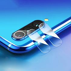 Xiaomi Mi A3 Lite用強化ガラス カメラプロテクター カメラレンズ 保護ガラスフイルム C01 Xiaomi クリア