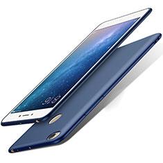 Xiaomi Mi Max 2用ハードケース プラスチック 質感もマット Xiaomi ネイビー