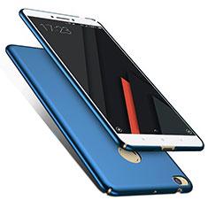 Xiaomi Mi Max 2用ハードケース プラスチック 質感もマット M01 Xiaomi ネイビー