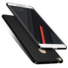 Xiaomi Mi Max 2用ハードケース プラスチック 質感もマット M02 Xiaomi ブラック