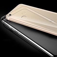 Xiaomi Mi Max 2用極薄ソフトケース シリコンケース 耐衝撃 全面保護 クリア透明 T03 Xiaomi クリア
