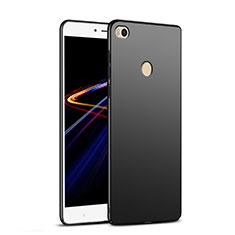 Xiaomi Mi Max 2用ハードケース プラスチック 質感もマット M04 Xiaomi ブラック