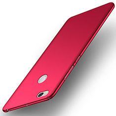 Xiaomi Mi Max 2用ハードケース プラスチック 質感もマット M05 Xiaomi レッド