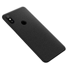 Xiaomi Mi Max 3用ハードケース カバー プラスチック Xiaomi ブラック