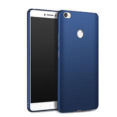 Xiaomi Mi Max用ハードケース プラスチック 質感もマット M01 Xiaomi ネイビー