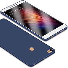 Xiaomi Mi Max用極薄ソフトケース シリコンケース 耐衝撃 全面保護 S01 Xiaomi ネイビー