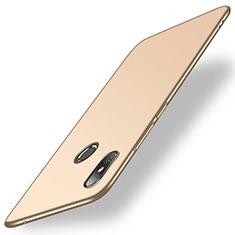 Xiaomi Mi Mix 2S用ハードケース プラスチック 質感もマット M01 Xiaomi ゴールド