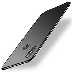 Xiaomi Mi Mix 2S用ハードケース プラスチック 質感もマット M01 Xiaomi ブラック