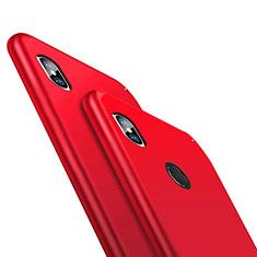 Xiaomi Mi Mix 2S用極薄ソフトケース シリコンケース 耐衝撃 全面保護 Xiaomi レッド