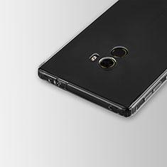 Xiaomi Mi Mix用極薄ソフトケース シリコンケース 耐衝撃 全面保護 クリア透明 カバー Xiaomi クリア