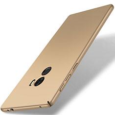 Xiaomi Mi Mix用ハードケース プラスチック 質感もマット M02 Xiaomi ゴールド