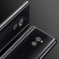 Xiaomi Mi Mix Evo用極薄ソフトケース シリコンケース 耐衝撃 全面保護 クリア透明 Xiaomi クリア