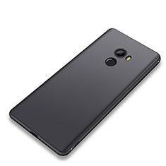 Xiaomi Mi Mix Evo用極薄ソフトケース シリコンケース 耐衝撃 全面保護 S01 Xiaomi ブラック
