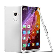 Xiaomi Mi Mix Evo用極薄ソフトケース シリコンケース 耐衝撃 全面保護 S02 Xiaomi ホワイト