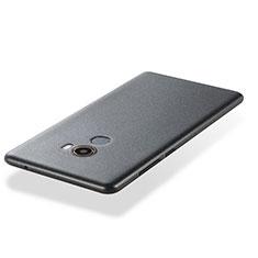 Xiaomi Mi Mix Evo用360度 フルカバー極薄ソフトケース シリコンケース 耐衝撃 全面保護 Xiaomi グレー