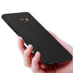 Xiaomi Mi Mix Evo用ハードケース プラスチック 質感もマット M06 Xiaomi ブラック