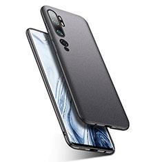 Xiaomi Mi Note 10用ハードケース プラスチック 質感もマット カバー P02 Xiaomi ダークグレー