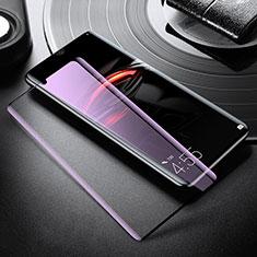 Xiaomi Mi Note 10用強化ガラス フル液晶保護フィルム アンチグレア ブルーライト Xiaomi ホワイト