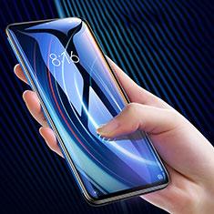 Xiaomi Mi Note 10用強化ガラス フル液晶保護フィルム F10 Xiaomi ブラック