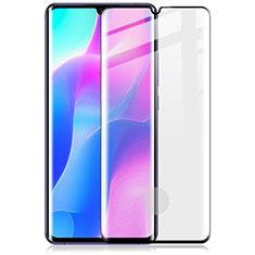 Xiaomi Mi Note 10 Lite用強化ガラス フル液晶保護フィルム Xiaomi ブラック