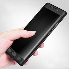 Xiaomi Mi Note 2用ハードケース プラスチック 質感もマット M02 Xiaomi ブラック