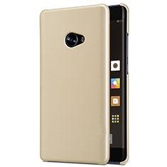 Xiaomi Mi Note 2用ハードケース プラスチック メッシュ デザイン Xiaomi ゴールド