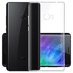 Xiaomi Mi Note 2 Special Edition用極薄ソフトケース シリコンケース 耐衝撃 全面保護 クリア透明 カバー Xiaomi クリア