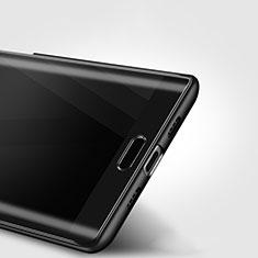 Xiaomi Mi Note 2 Special Edition用極薄ソフトケース シリコンケース 耐衝撃 全面保護 Xiaomi ブラック