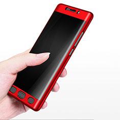 Xiaomi Mi Note 2 Special Edition用ハードケース プラスチック 質感もマット M02 Xiaomi レッド