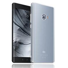 Xiaomi Mi Note 2 Special Edition用極薄ソフトケース シリコンケース 耐衝撃 全面保護 クリア透明 T03 Xiaomi クリア