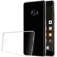 Xiaomi Mi Note 2 Special Edition用極薄ソフトケース シリコンケース 耐衝撃 全面保護 クリア透明 T07 Xiaomi クリア