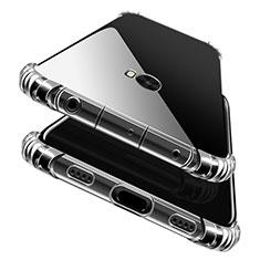 Xiaomi Mi Note 2 Special Edition用極薄ソフトケース シリコンケース 耐衝撃 全面保護 クリア透明 T09 Xiaomi クリア