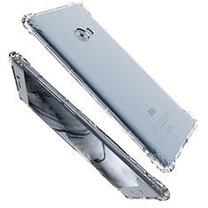 Xiaomi Mi Note 2 Special Edition用極薄ソフトケース シリコンケース 耐衝撃 全面保護 クリア透明 T10 Xiaomi クリア