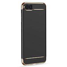 Xiaomi Mi Note 3用ケース 高級感 手触り良い メタル兼プラスチック バンパー Xiaomi ブラック