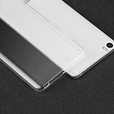 Xiaomi Mi Note用極薄ソフトケース シリコンケース 耐衝撃 全面保護 クリア透明 T02 Xiaomi クリア