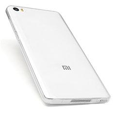 Xiaomi Mi Note用極薄ソフトケース シリコンケース 耐衝撃 全面保護 クリア透明 T03 Xiaomi クリア