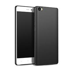 Xiaomi Mi Note用ハードケース プラスチック 質感もマット M01 Xiaomi ブラック