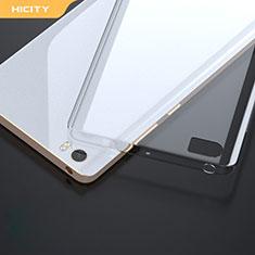 Xiaomi Mi Note用極薄ソフトケース シリコンケース 耐衝撃 全面保護 クリア透明 R01 Xiaomi クリア