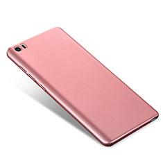 Xiaomi Mi Note用ハードケース プラスチック 質感もマット M02 Xiaomi ローズゴールド