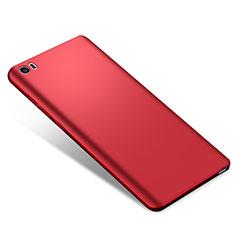 Xiaomi Mi Note用ハードケース プラスチック 質感もマット M02 Xiaomi レッド