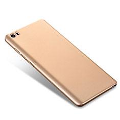 Xiaomi Mi Note用ハードケース プラスチック 質感もマット M02 Xiaomi ゴールド