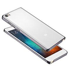 Xiaomi Mi Note用極薄ケース プラスチック クリア透明 カバー Xiaomi グレー