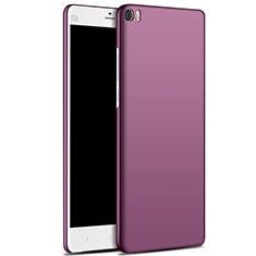 Xiaomi Mi Note用ハードケース プラスチック 質感もマット M03 Xiaomi パープル