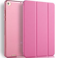 Xiaomi Mi Pad 2用手帳型 レザーケース スタンド L02 Xiaomi ピンク