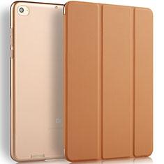 Xiaomi Mi Pad 2用手帳型 レザーケース スタンド L02 Xiaomi ブラウン