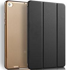 Xiaomi Mi Pad 2用手帳型 レザーケース スタンド L02 Xiaomi ブラック