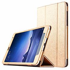 Xiaomi Mi Pad 2用手帳型 レザーケース スタンド L01 Xiaomi ゴールド