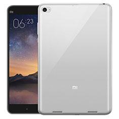 Xiaomi Mi Pad 2用極薄ソフトケース シリコンケース 耐衝撃 全面保護 クリア透明 Xiaomi クリア