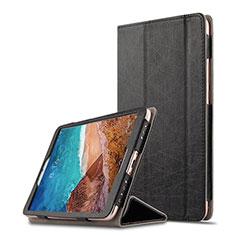 Xiaomi Mi Pad 4用手帳型 レザーケース スタンド Xiaomi ブラック