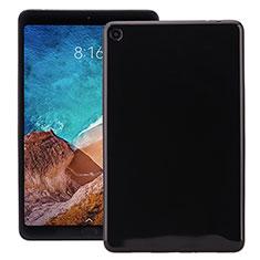 Xiaomi Mi Pad 4用極薄ソフトケース シリコンケース 耐衝撃 全面保護 S02 Xiaomi ブラック